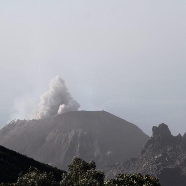 Volcán Santiaguito - Guatemala