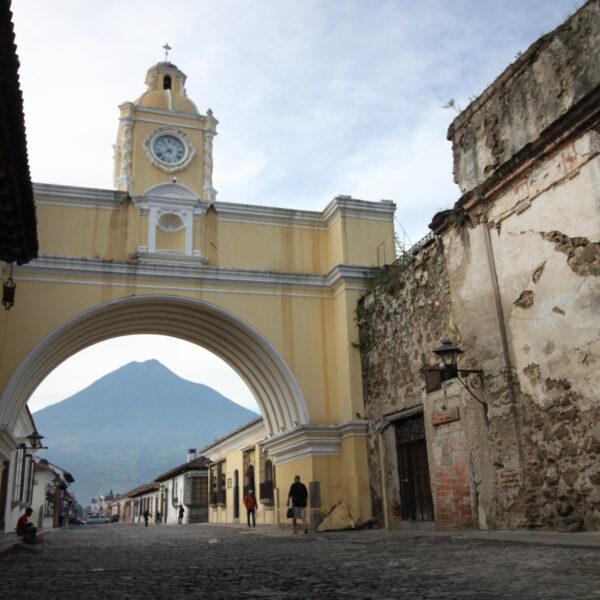 Arco de Santa Catalina - Antigua - Guatemala