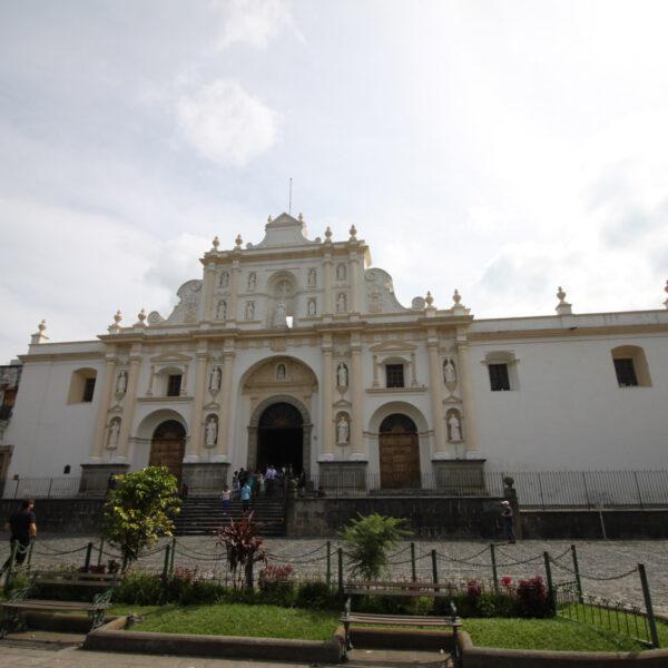 Catedral de San José - Antigua - Guatemala