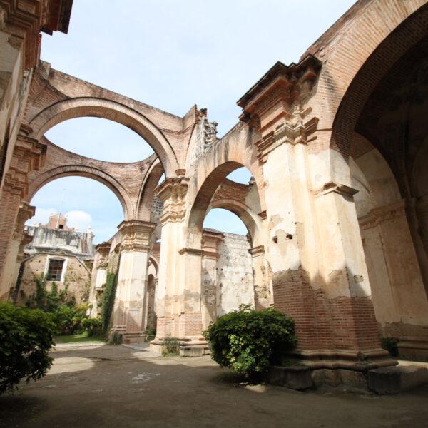 Catedral de Santiago - Antigua - Guatemala