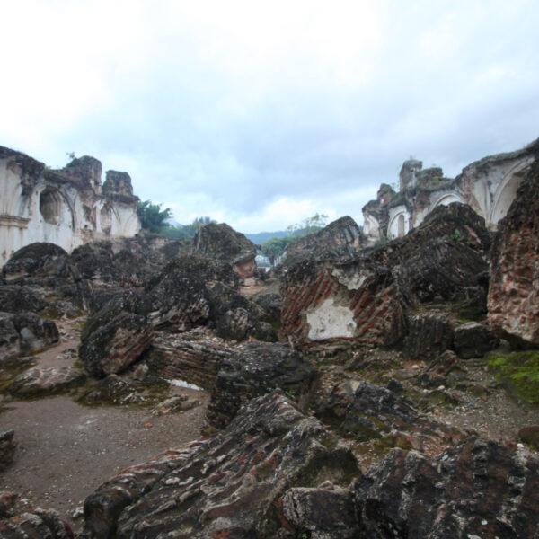 Iglesia y Convento de la Recolección - Antigua - Guatemala