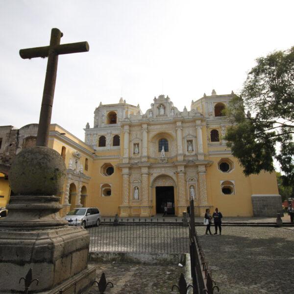 Iglesia y Convento de Nuestra Señora de la Merced - Antigua - Guatemala