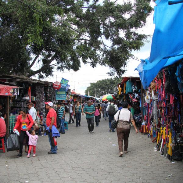Markt van Antigua - Antigua - Guatemala