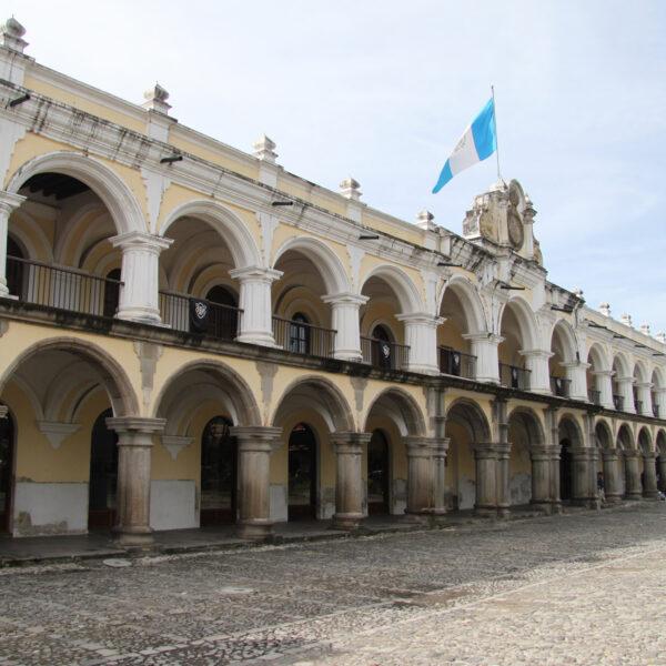 Palacio de los Capitanes Generales - Antigua - Guatemala