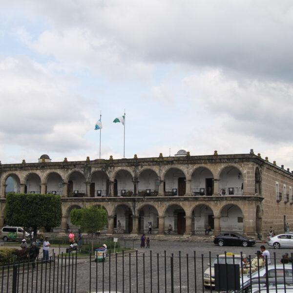 Palacio del Ayuntamiento - Antigua - Guatemala