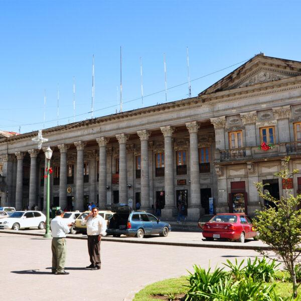 Palacio Municipal - Quetzaltenango - Guatemala