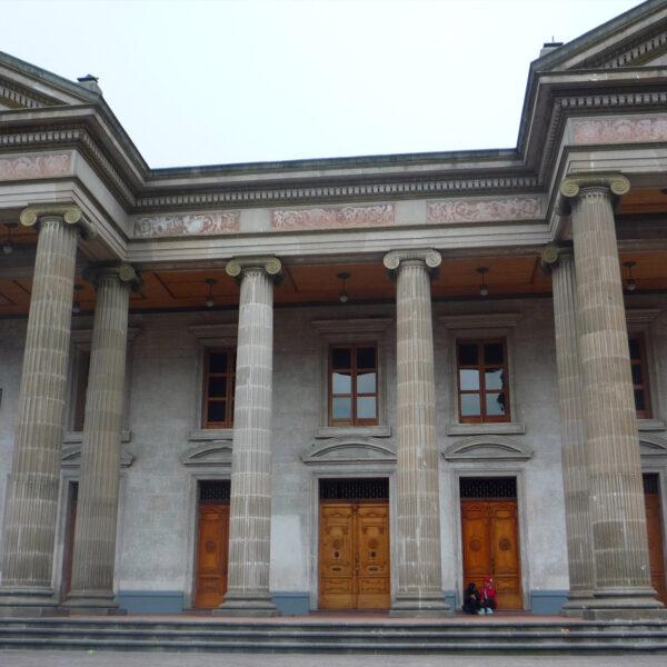 Teatro Municipal - Quetzaltenango - Guatemala