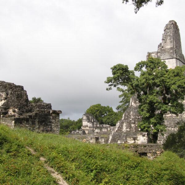 Templo I - Tikal - Guatemala