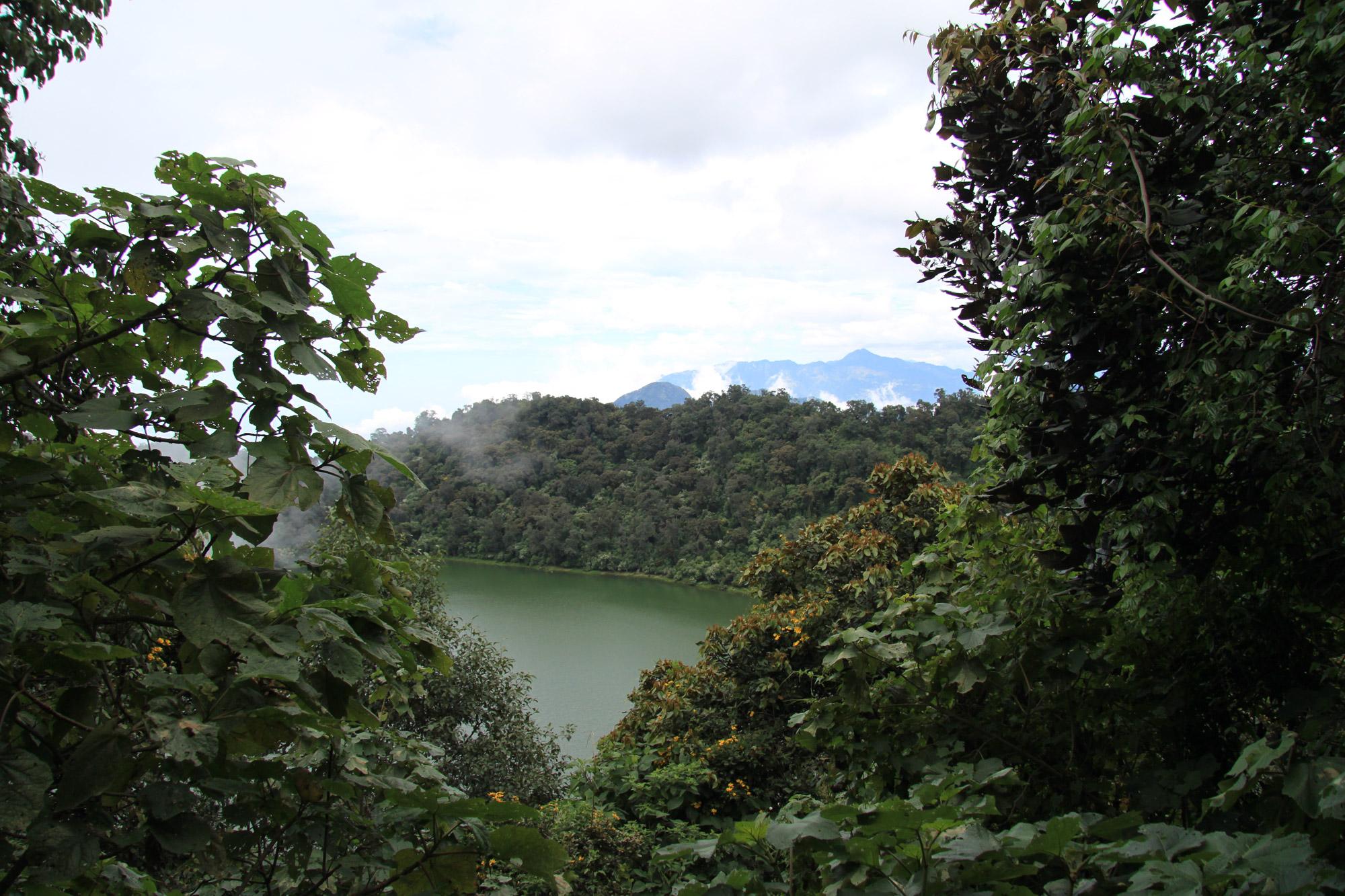 Top 5 vulkanen die je moet beklimmen in Guatemala - Volcán Chicabal
