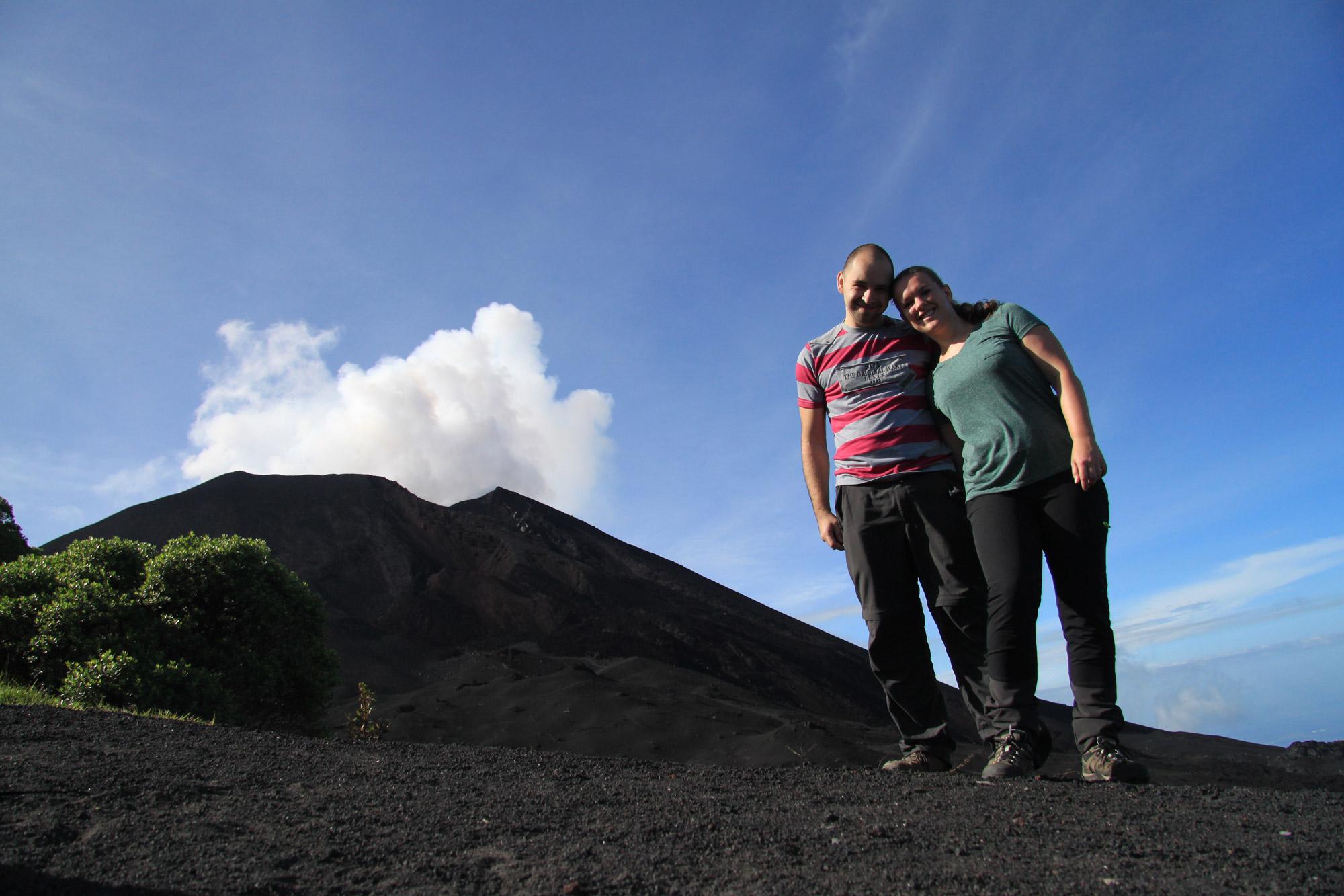 Top 5 vulkanen die je moet beklimmen in Guatemala - Volcán Pacaya