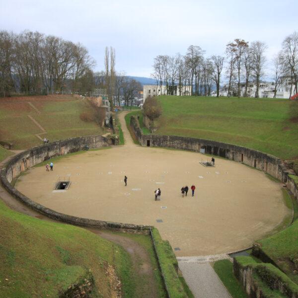 Amfitheater - Trier - Duitsland