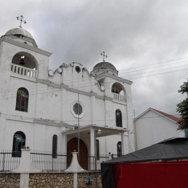 Iglesia Nuestra Senora de Los Remedios - Flores - Guatemala