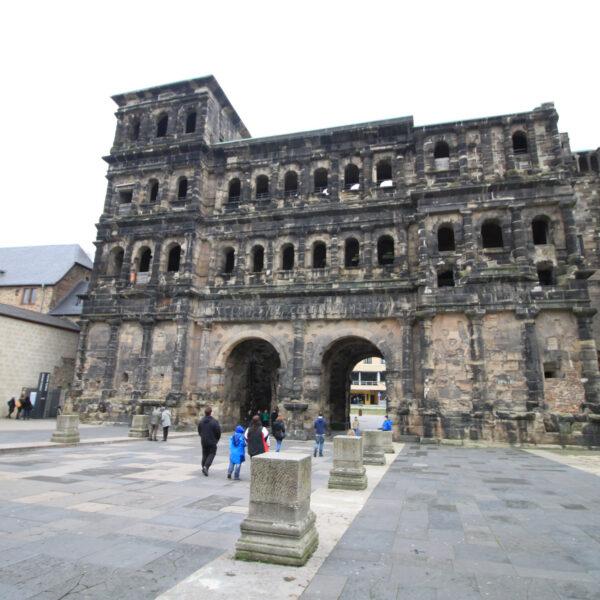 Porta Nigra - Trier - Duitsland