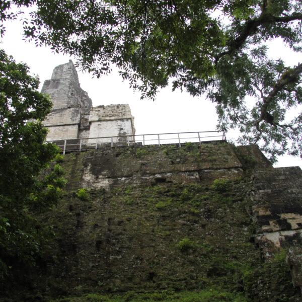 Templo III - Tikal - Guatemala