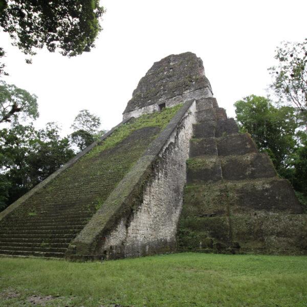 Templo V - Tikal - Guatemala