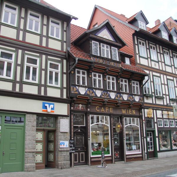 Café Wien - Wernigerode - Duitsland
