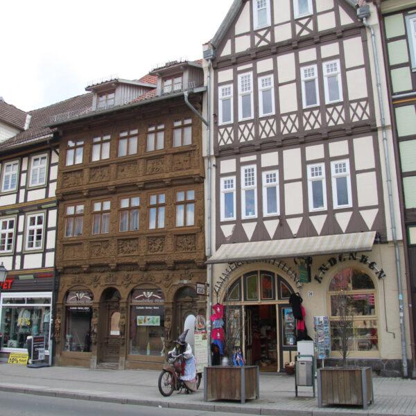 Krummelsches Haus - Wernigerode- Duitsland