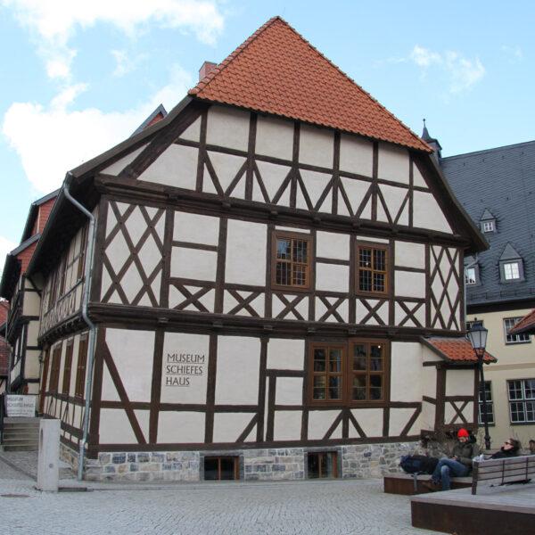 Museum Schiefes Haus - Wernigerode - Duitsland