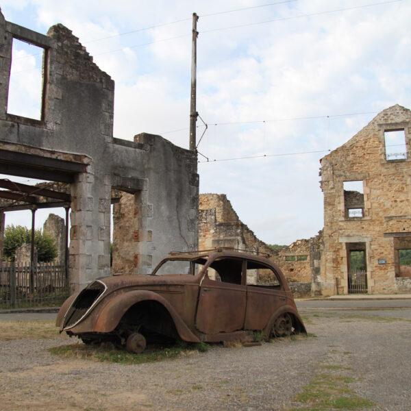 Oradour-sur-Glane - Frankrijk
