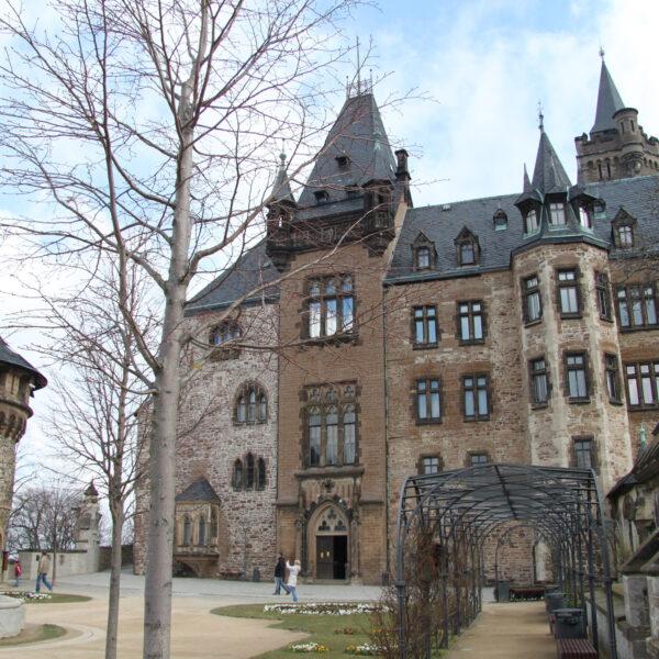 Schloss Wernigerode - Wernigerode - Duitsland