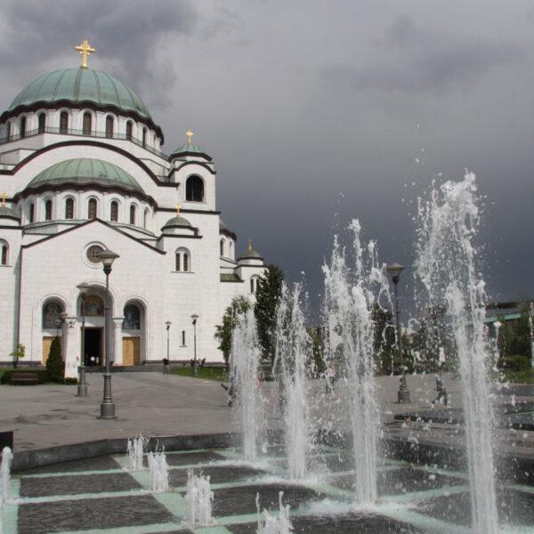 Kathedraal van de Heilige Sava - Belgrado - Servië