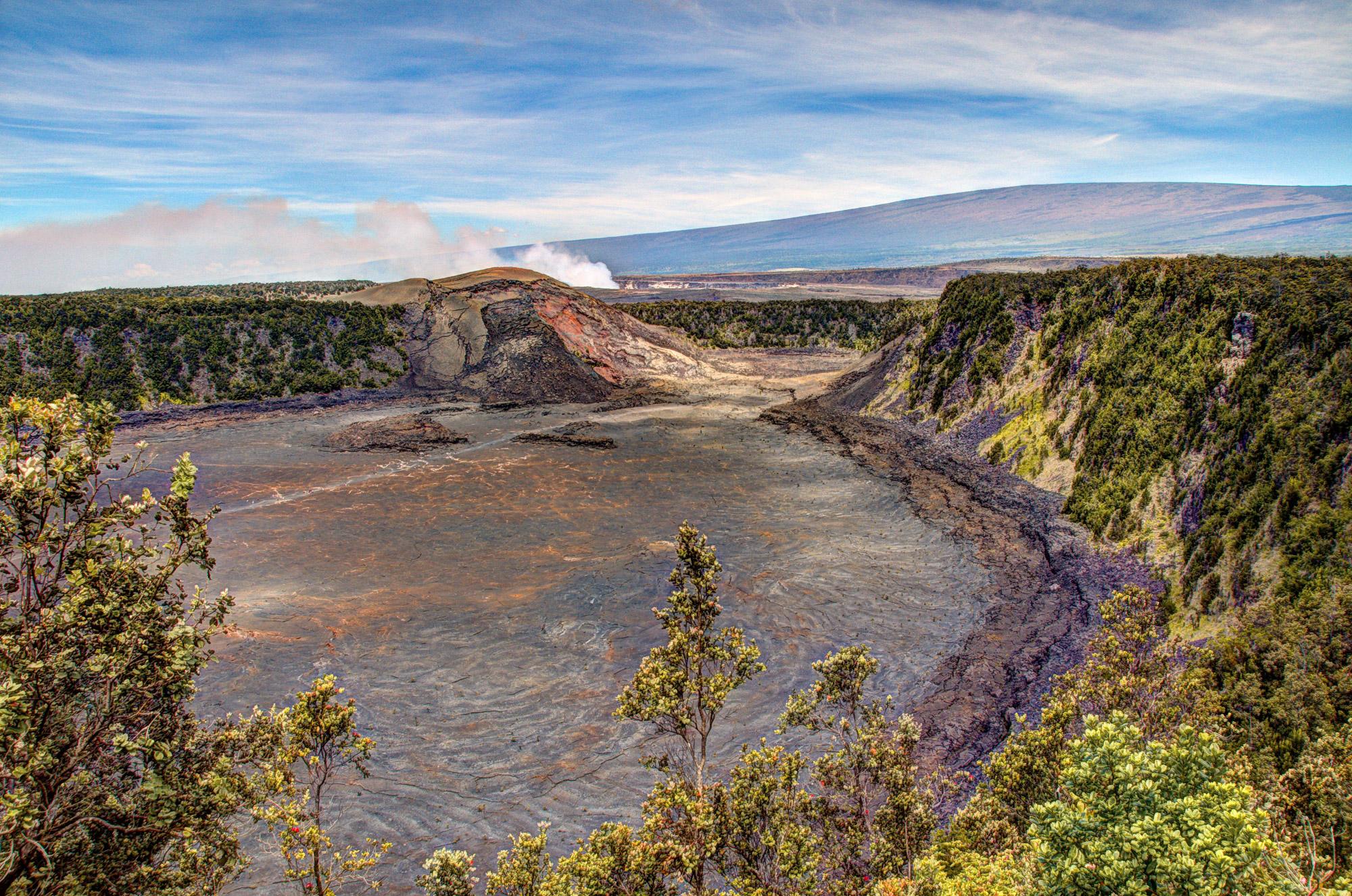 Op mijn wishlist: Hawaii Volcanoes National Park