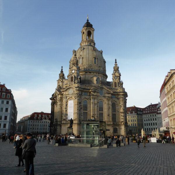 Weekendje Dresden in 10 beelden - Frauenkirche