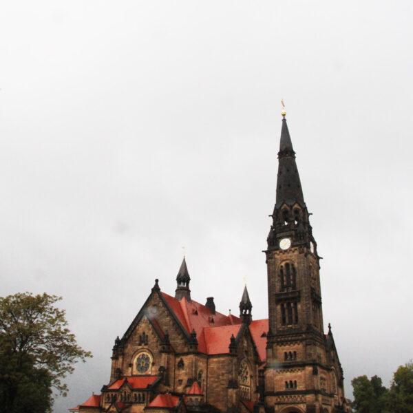 Garnisonkirche St. Martin - Dresden - Duitsland