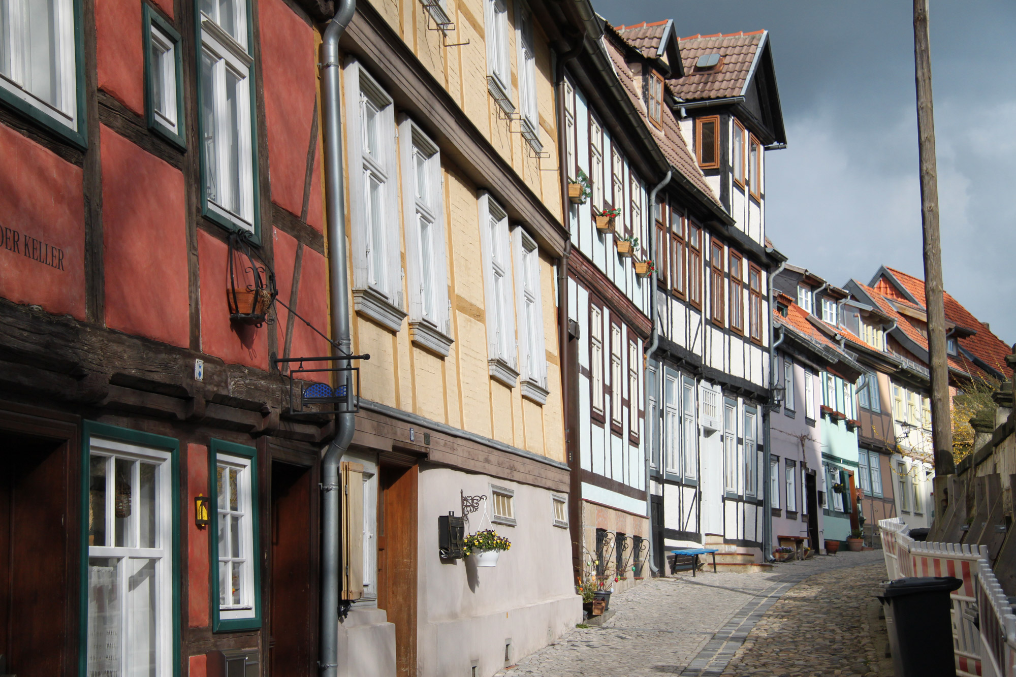 Top 5 must-do's in Quedlinburg - Verdwaal in de straten van de Altstadt
