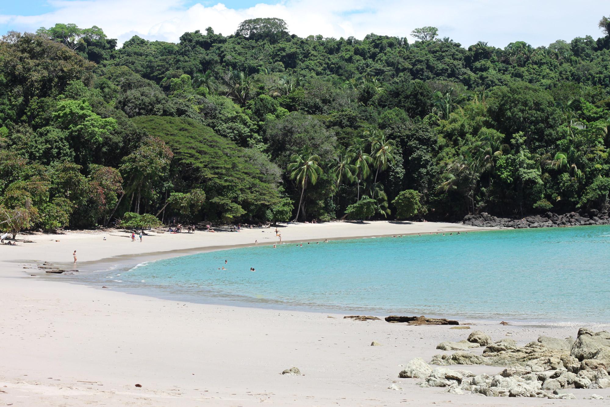 Costa Rica 2014 - dag 13 - Parque Nacional Manuel Antonio