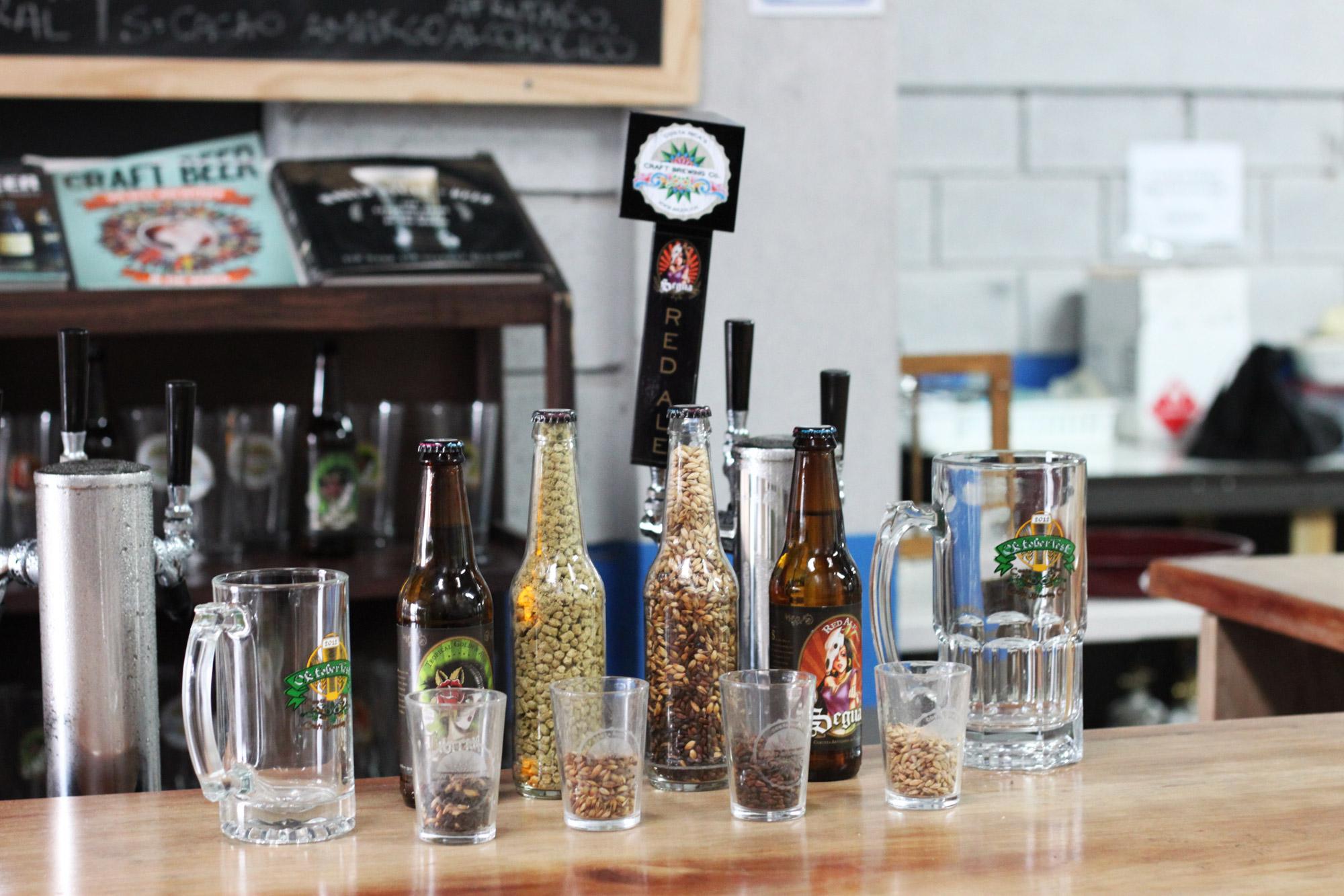 Costa Rica 2014 - dag 22 - Costa Rican Craft Brewery