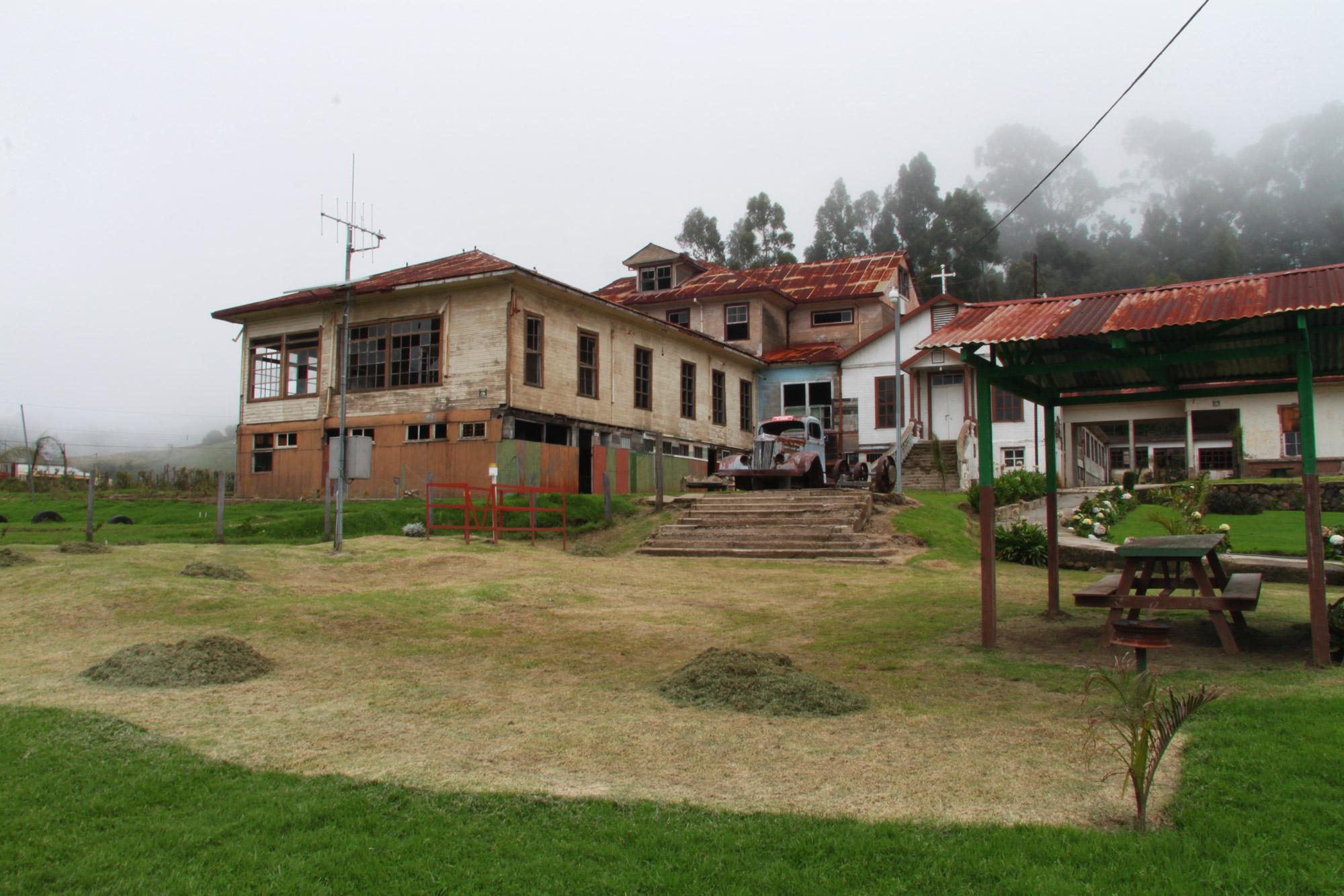 Costa Rica 2014 - dag 23 - Sanitorio Duran