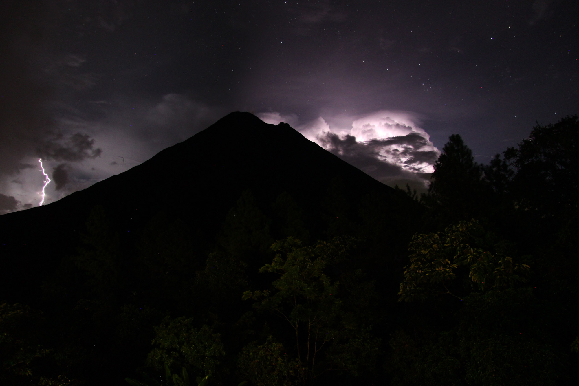 Costa Rica 2014 - dag 9 - Volcán Arenal