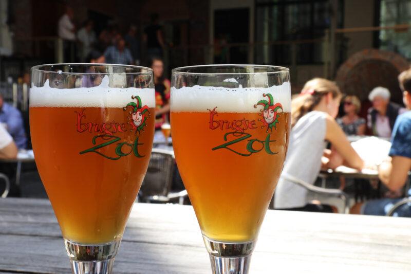 5 leuke biercafés in Brugge - Brouwerij de Halve Maan
