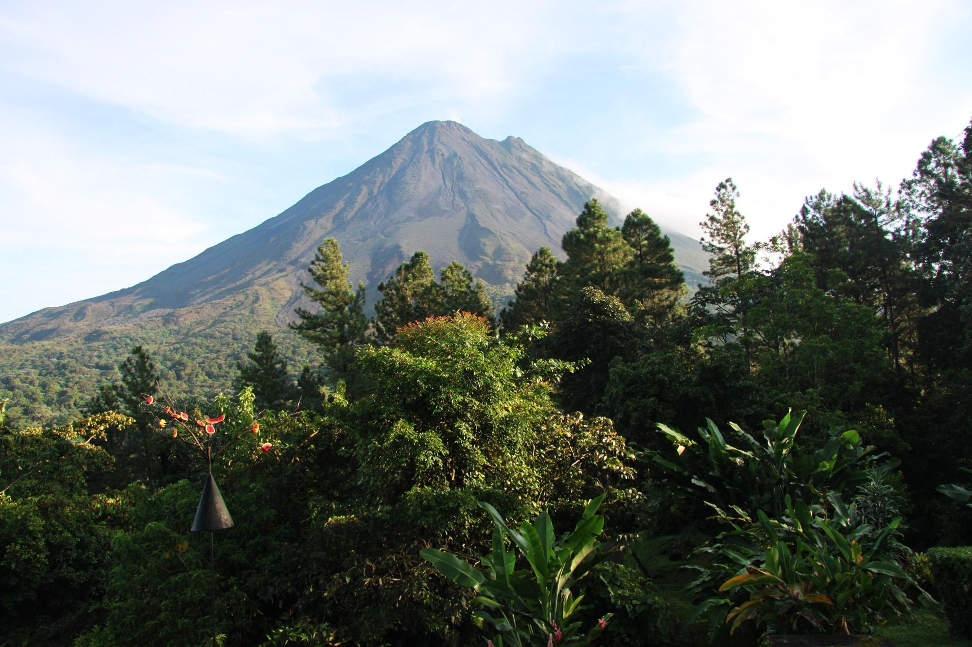5 reden om naar Costa Rica te reizen - (actieve) Vulkanen: Volcán Arenal