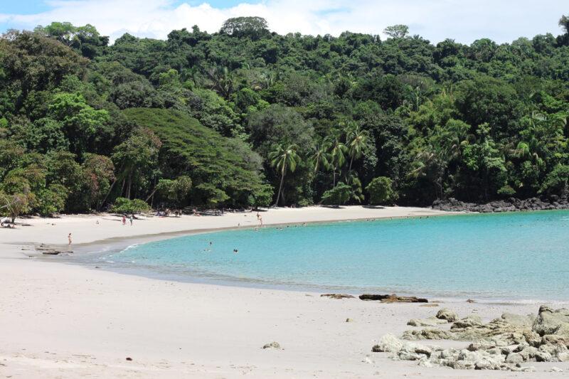 5 reden om naar Costa Rica te reizen - Prachtige natuurparken: Parque Nacional Manuel Antonio