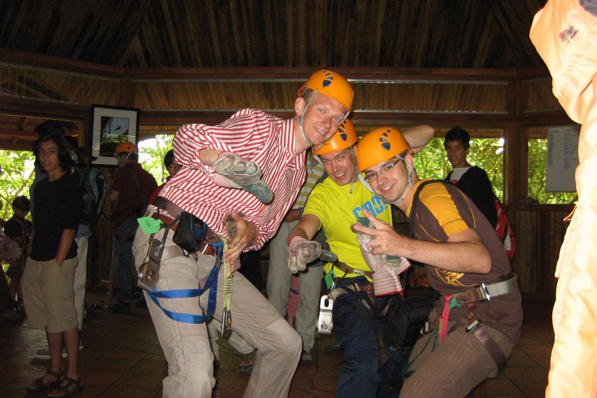5 reden om naar Costa Rica te reizen - Volop activieiten: canopy