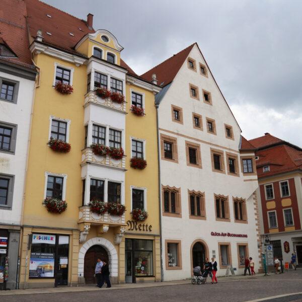 Alnpechkaus - Freiberg - Duitsland