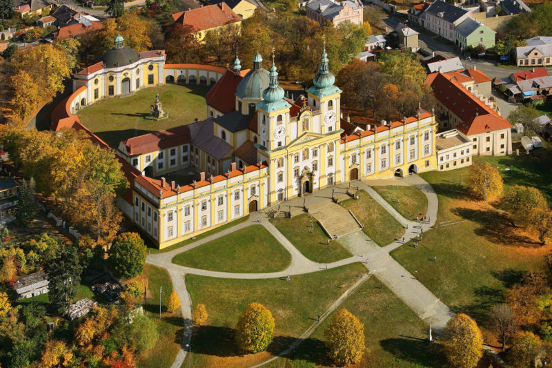 Barokke parels in Tsjechië - Het Libor Sváček in Olomouc - © CzechTourism