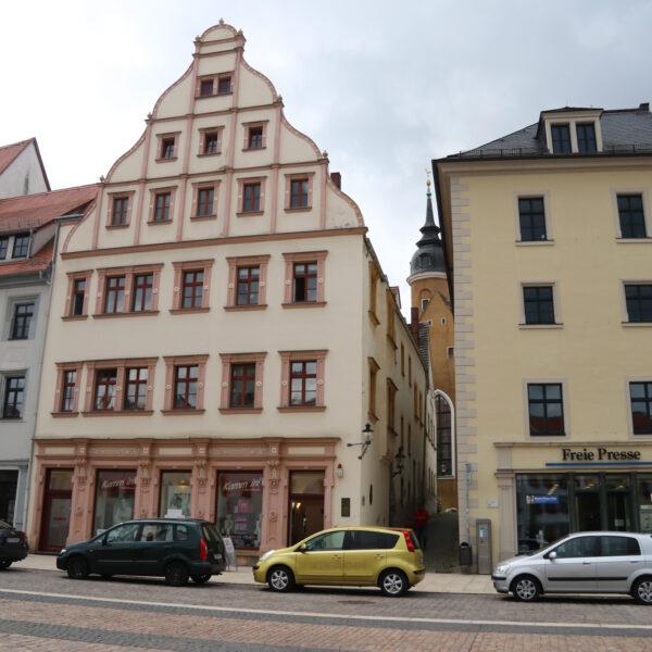 Carlowitzhaus - Freiberg - Duitsland