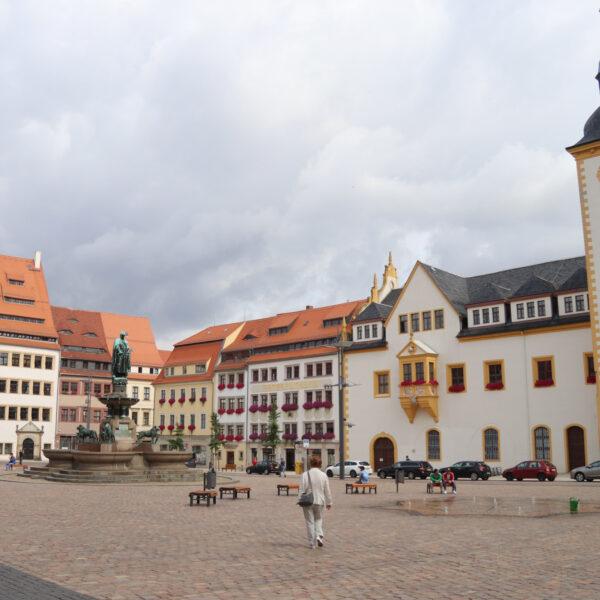 Freiberg - Duitsland