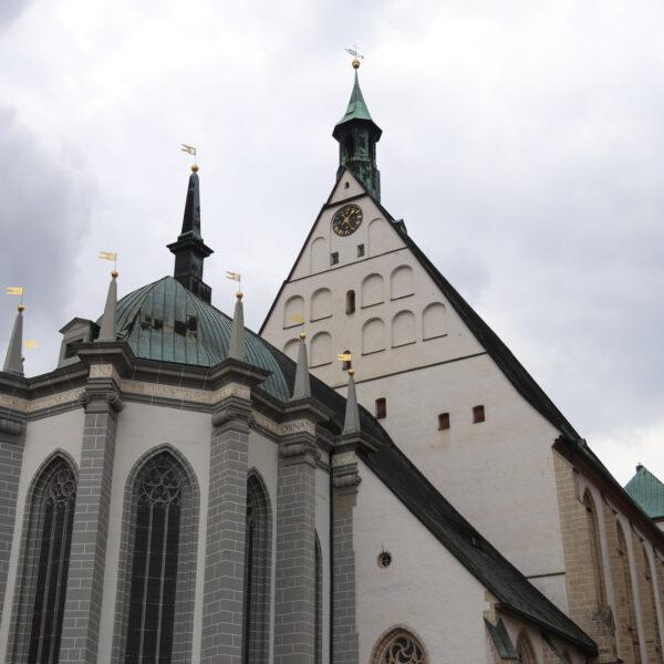 Freiberger Dom St. Marien - Freiberg - Duitsland