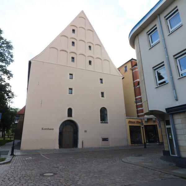 Kornhaus - Freiberg - Duitsland