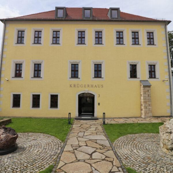 Krügerhaus - Freiberg - Duitsland
