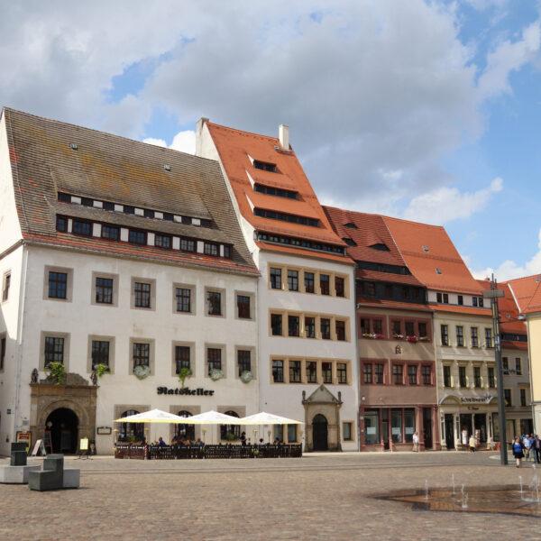 Lißkirchner-Haus - Freiberg - Duitsland
