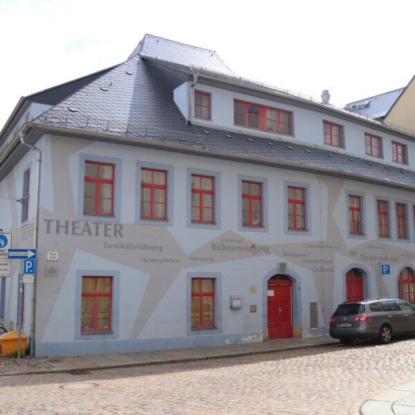 Mittelsächsisches Theater - Freiberg - Duitsland