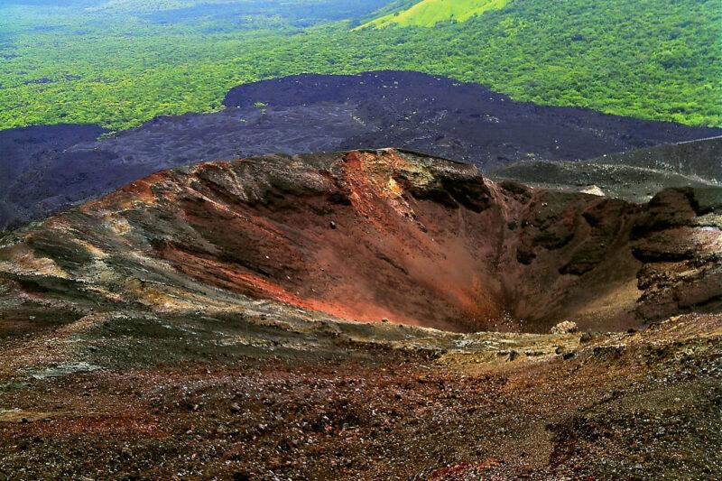 Op mijn wishlist: vulkaan surfen op de Cerro Negro