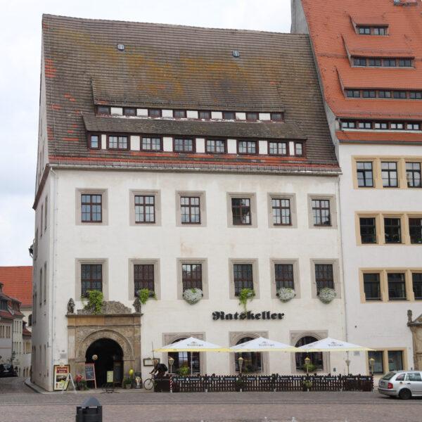 Ratskeller - Freiberg - Duitsland