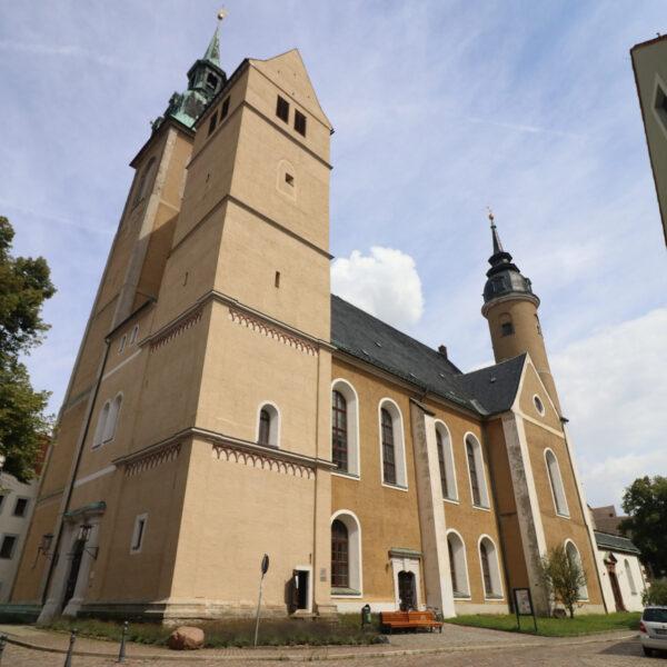 Stadtkirche St. Petri - Freiberg - Duitsland