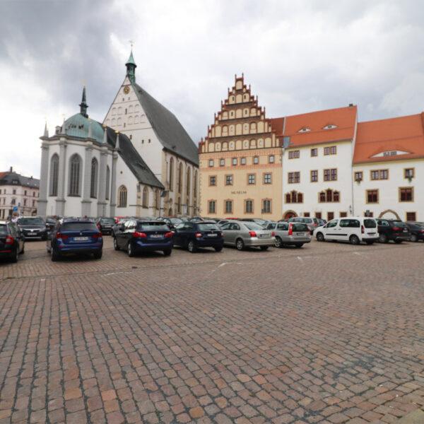 Untermarkt - Freiberg - Duitsland